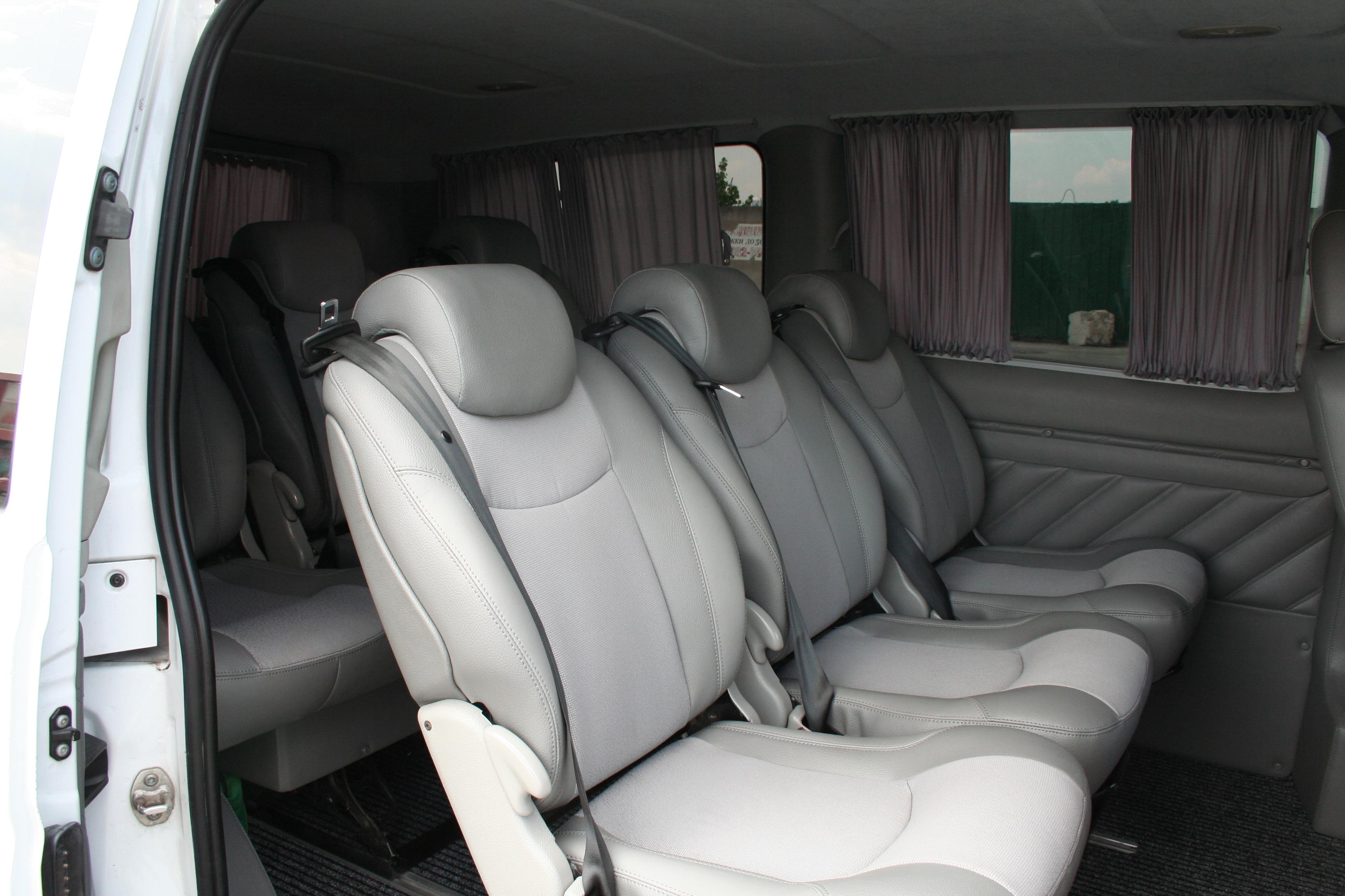 Аренда минивэн Киев Mercedes Vito с водителем