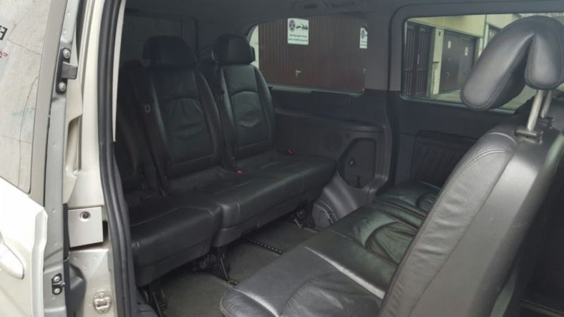 Rent Mercedes Viano Kiev