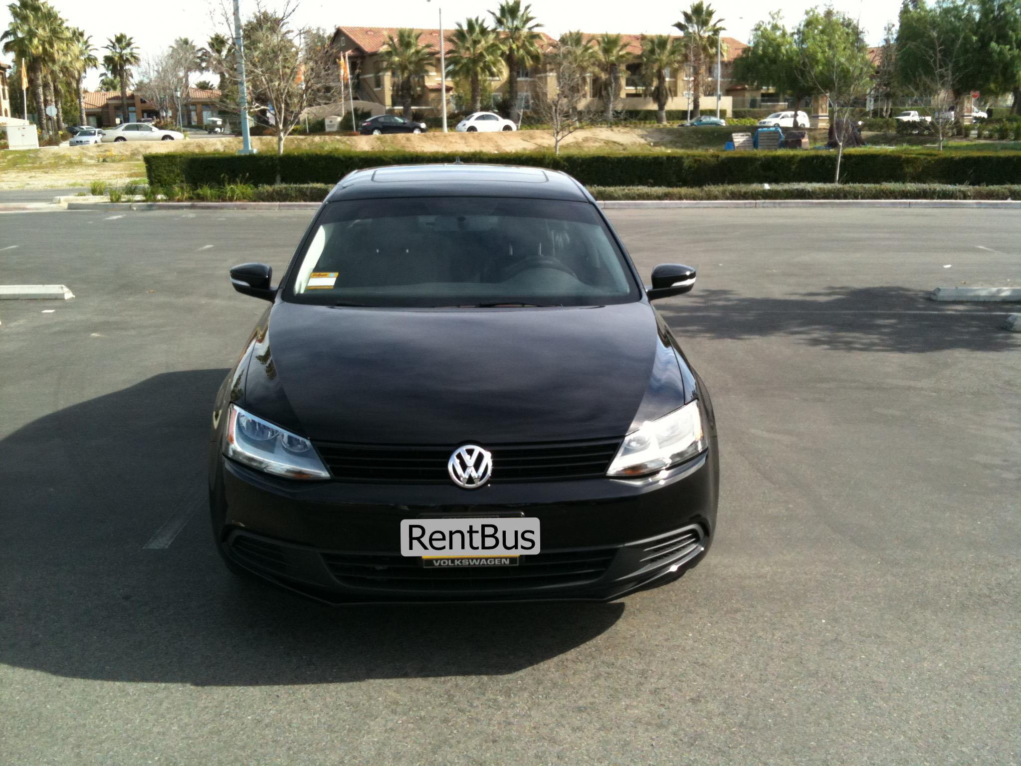 аренда легкового автомобиля VW
