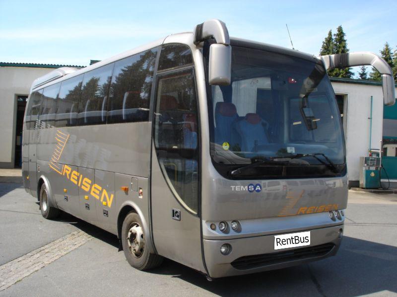 аренда автобуса на 30 человек