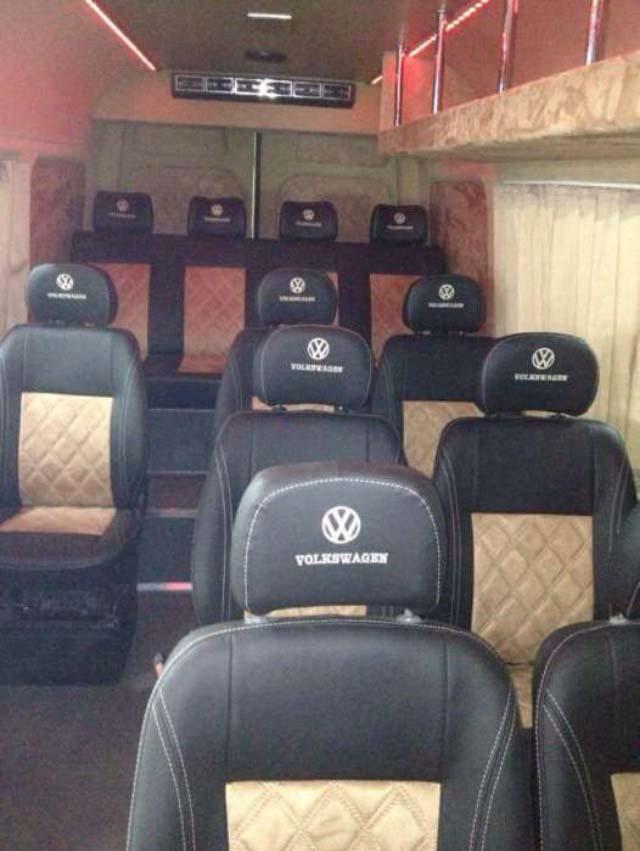 Аренда микроавтобус Киев. VW Crafter