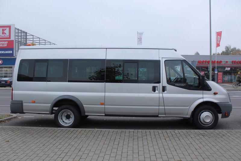 Заказ микроавтобуса Киев Ford Transit 14 мест