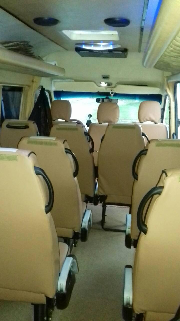 Аренда микроавтобуса 20 мест Киев