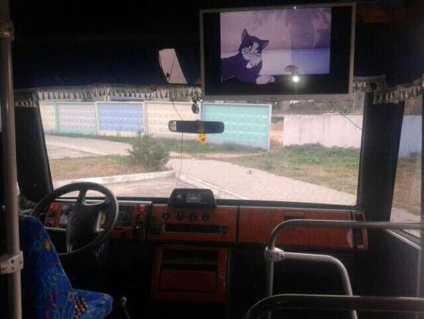 заказ автобуса с водителем
