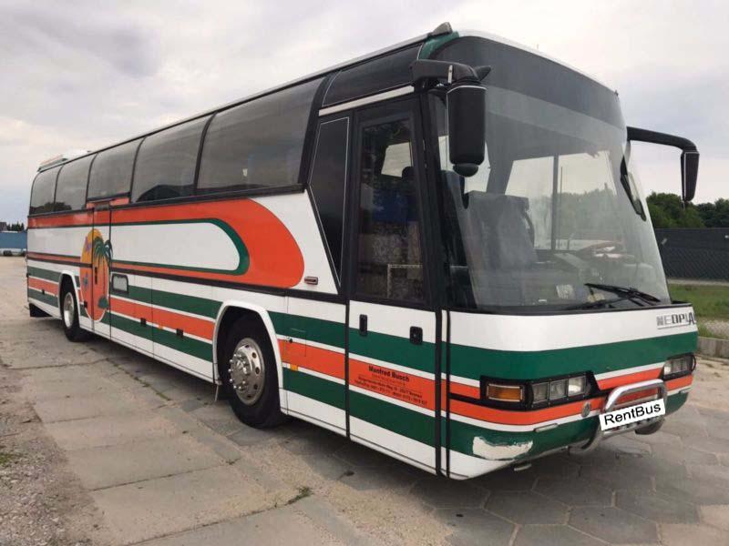 Аренда автобуса на 40 человек
