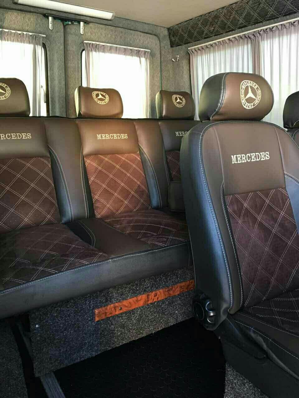 Аренда микроавтобуса 10 мест в Киеве Mercedes Sprinter