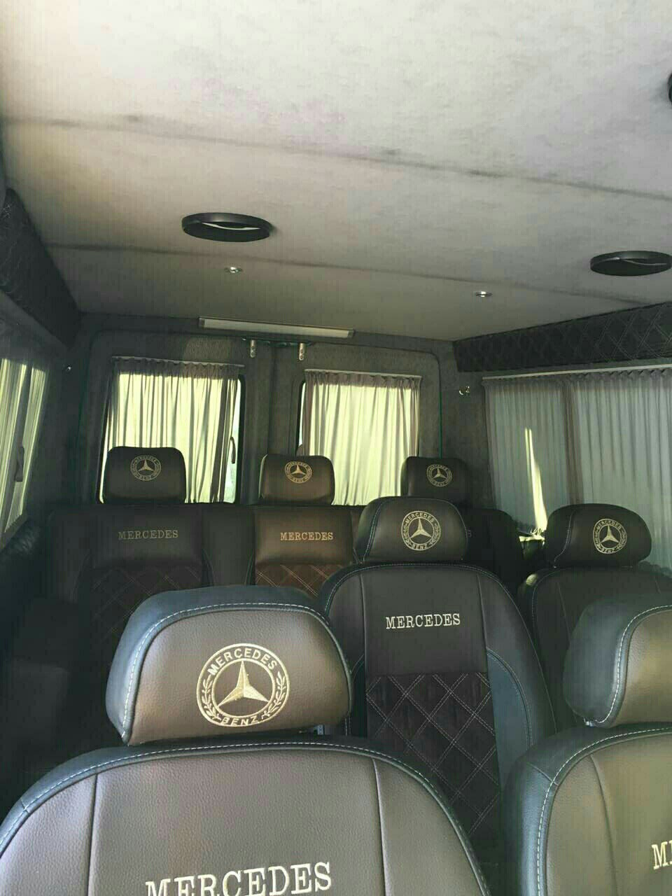 Bus rent Kiev Mercedes Sprinter
