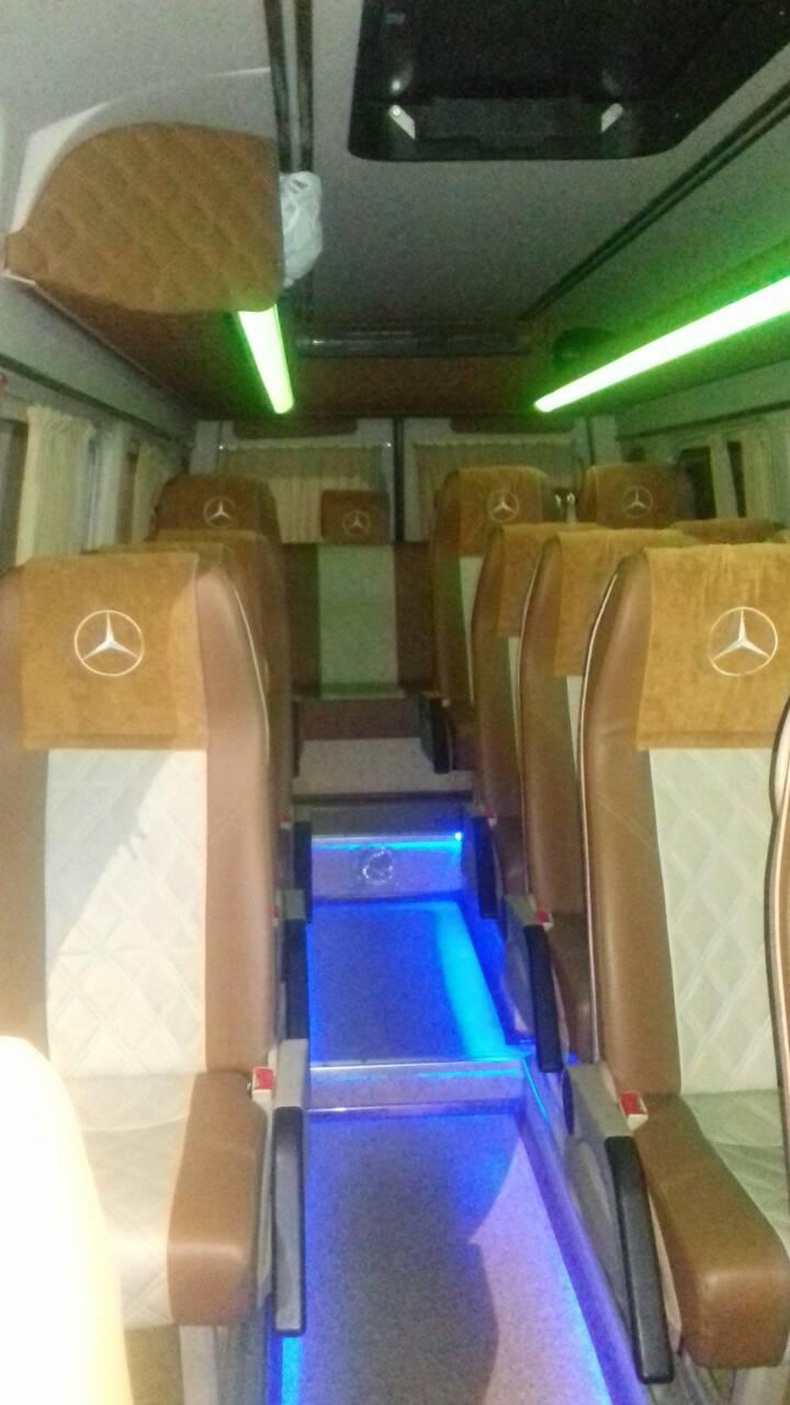Аренда микроавтобуса для свадьбы Киев Mercedes Sprinter