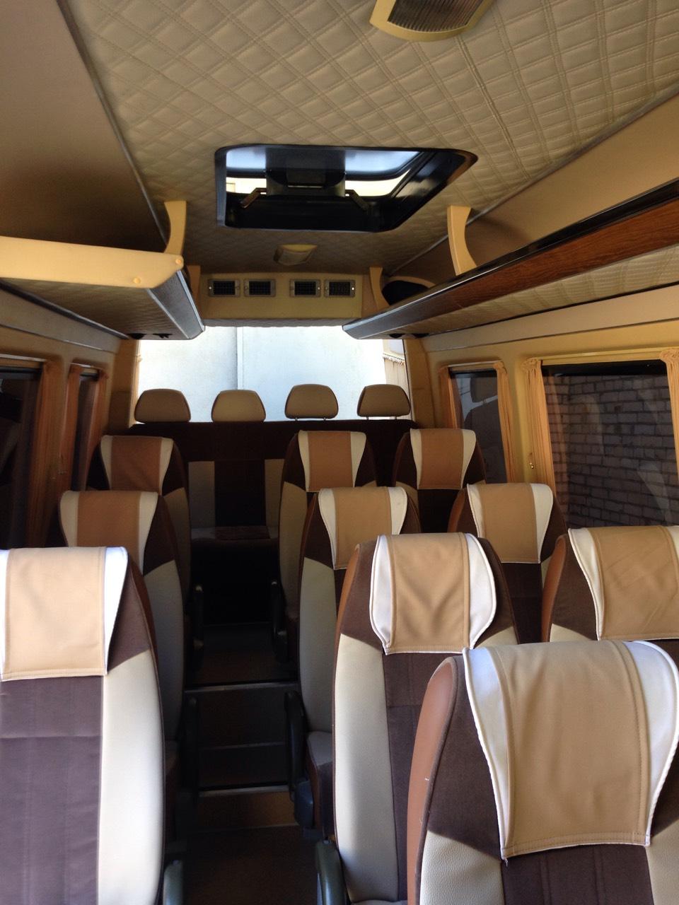 Аренда микроавтобуса киев недорого Mercedes Sprinter