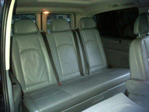order minibus Mercedes Viano Kiev