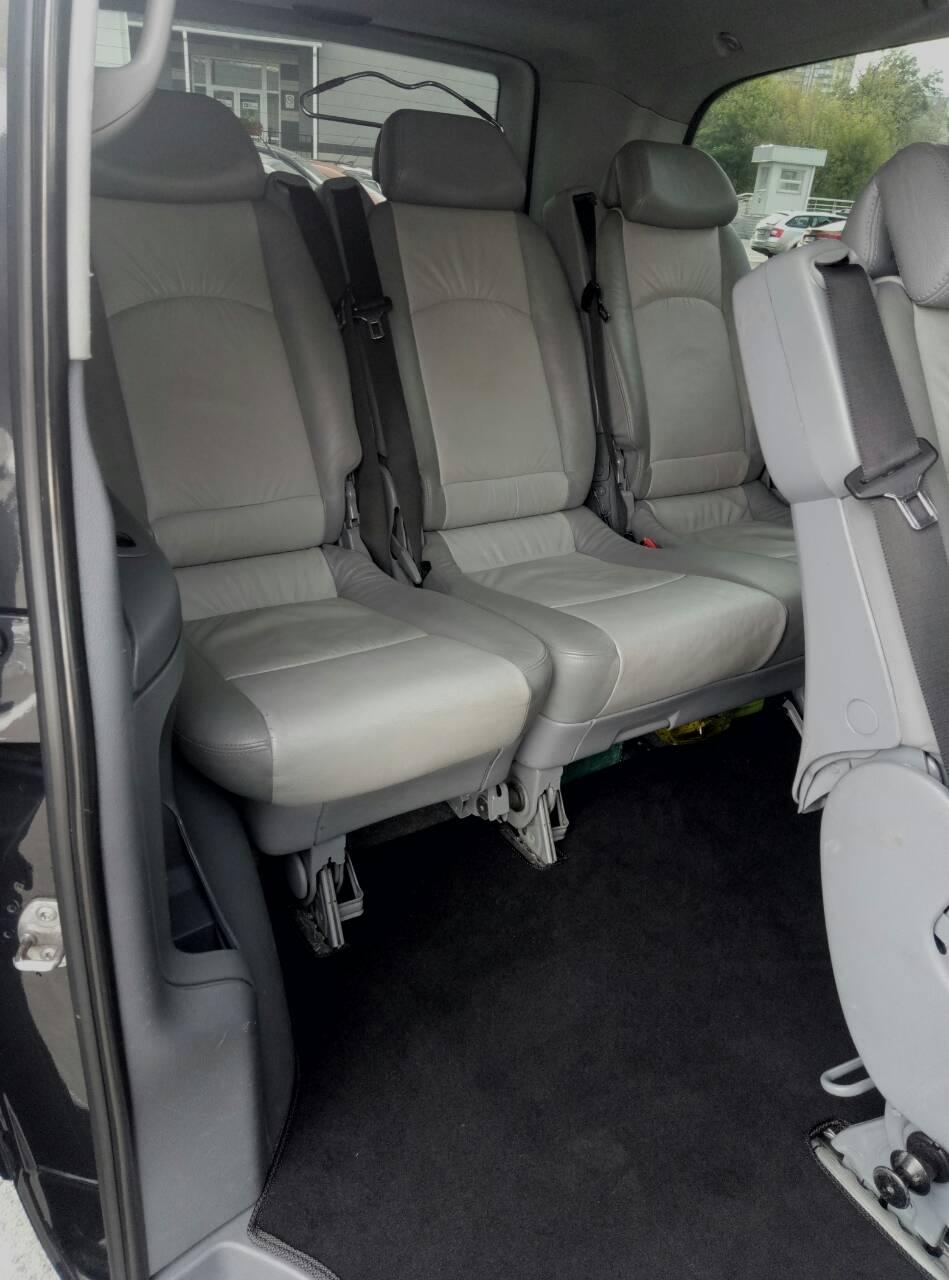 Rent car Mercedes Viano Kiev