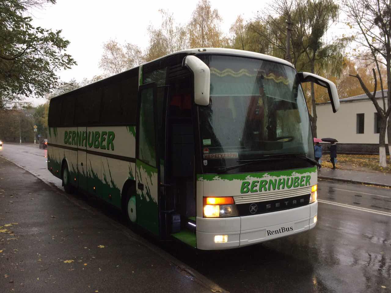 Аренда автобуса Украина