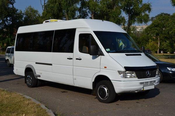 Аренда автобуса микроавтобуса