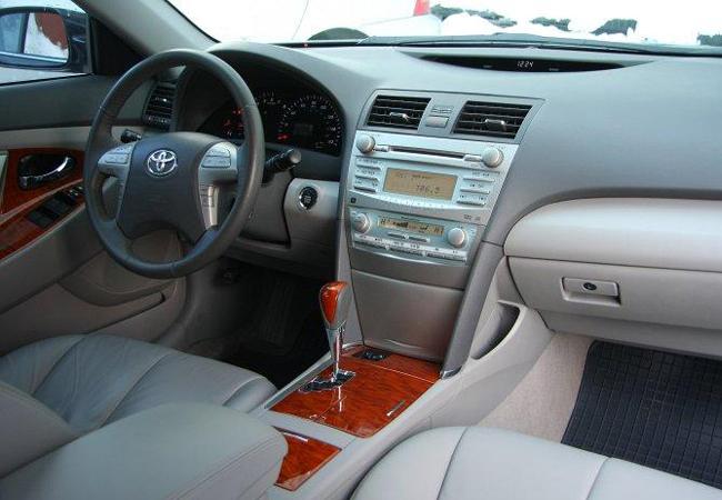аренда авто в Киеве Toyota Camry