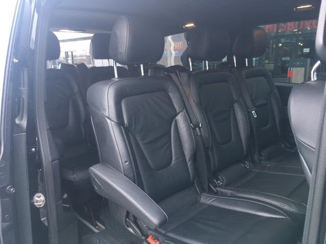 Rent minivan V-klass Kiev