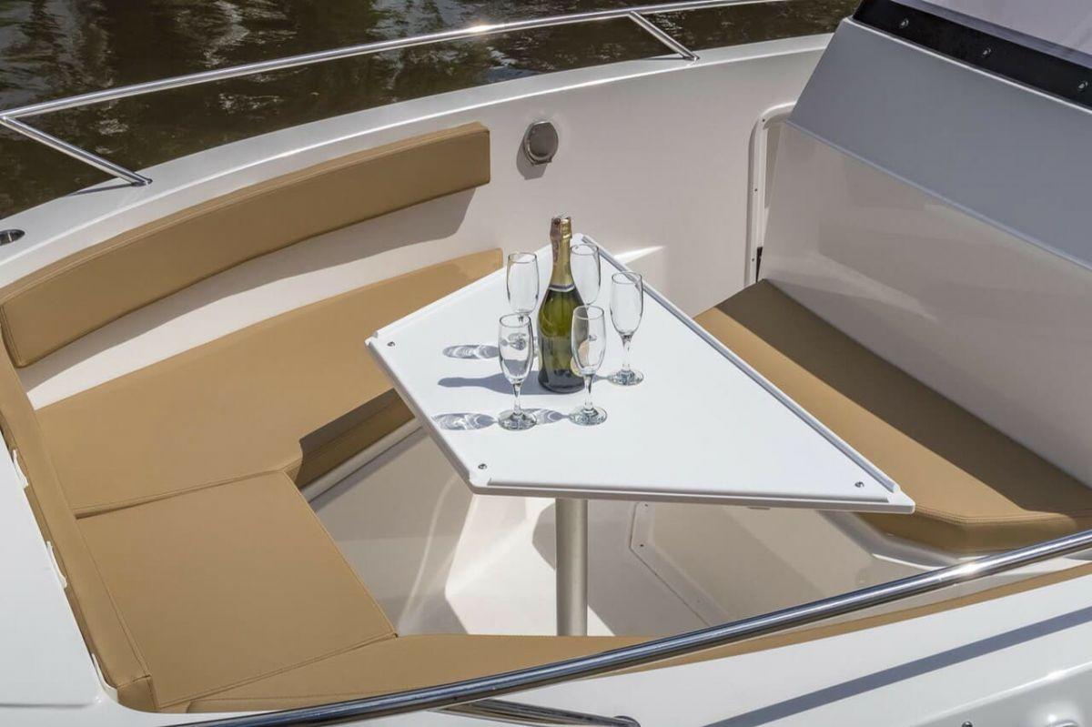 Аренда катера Atlantic Open 750